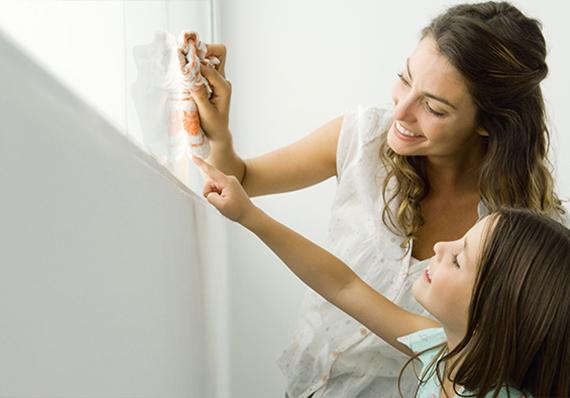 artículo de limpieza sobre cómo hacer de la desinfección parte de su rutina diaria